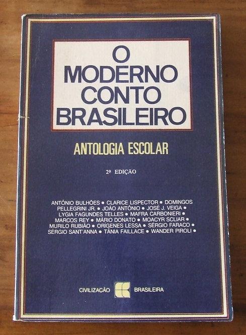O Moderno Conto Brasileiro – Antologia Escolar