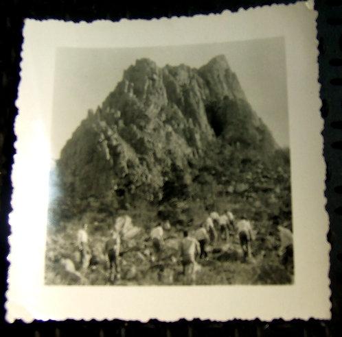 Foto Antiga - A Montanha