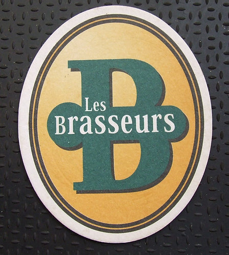 Bolacha para Chopp Les Brasseurs