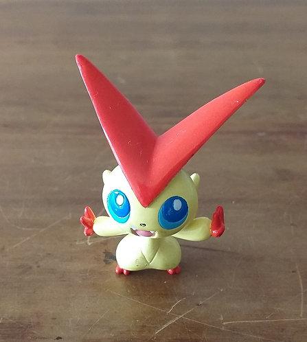 Boneco Pokemon Victini