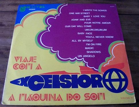 LP Viaje com a Excelsior - A Máquina do Som v. IV