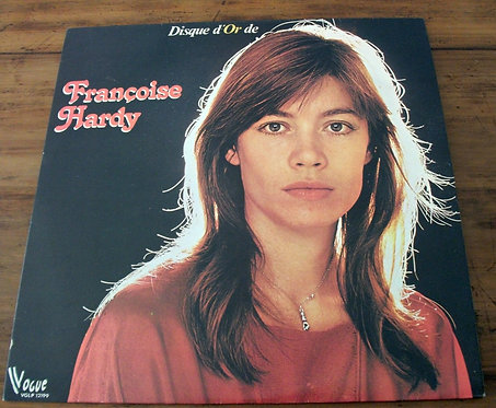 LP Françoise Hardy - Disque d'Or
