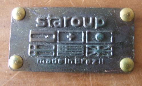 Etiqueta Staroup