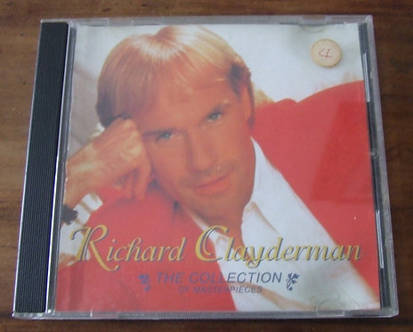 CD The Collection of Masterpieces - Richard Clayderman