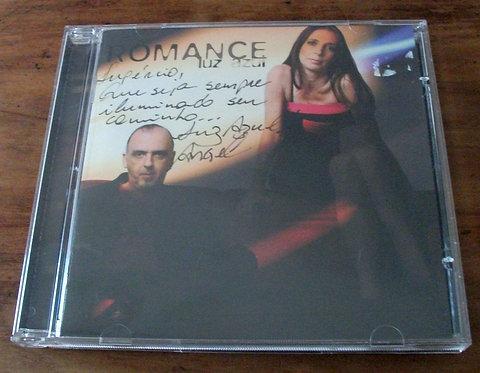 CD Romance - Luz Azul