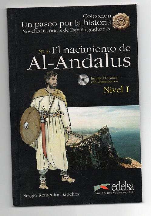 El Nacimiento de Al-Andalus + CD Audio - Nivel 1