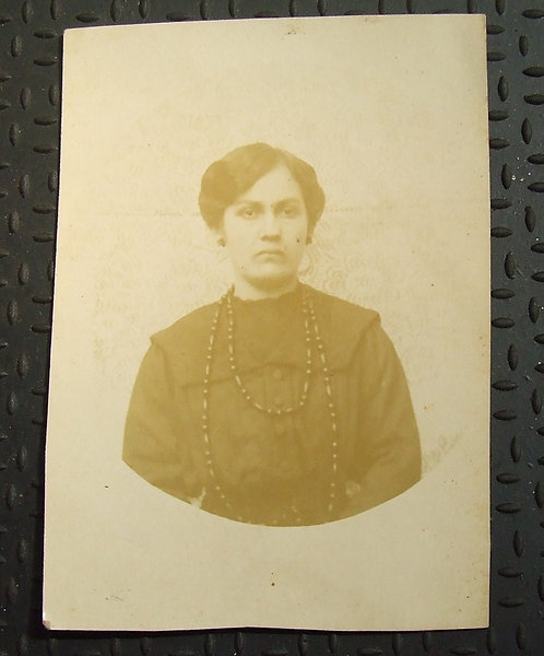 Foto Postal Antiga - Felicella Sabato