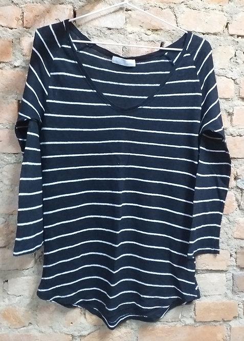Blusa Listras Zara Collection