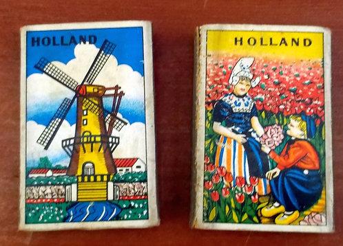 Caixas de Fósforos Holanda