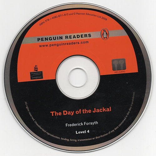 The Day of the Jackal – Audio CD