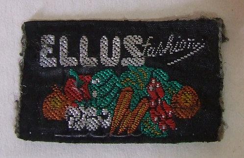 Etiqueta Ellus Fashion