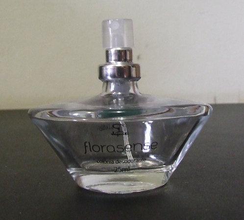 Vidro Vazio de Perfume Florasense Jequiti
