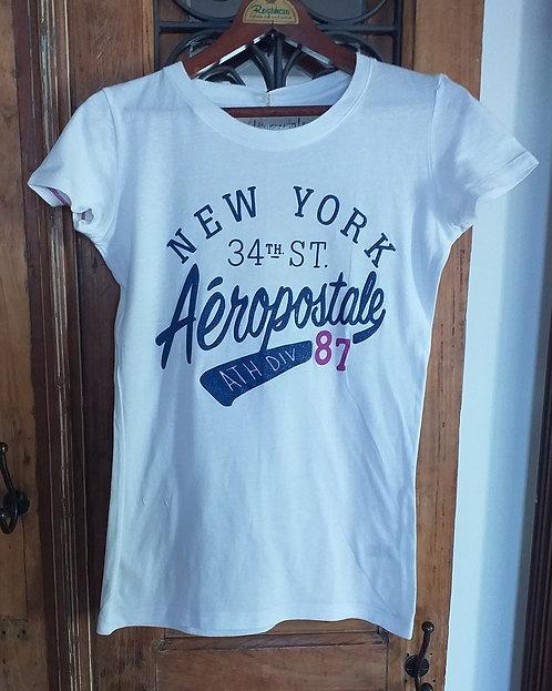 Camiseta Aeropostale 34th st