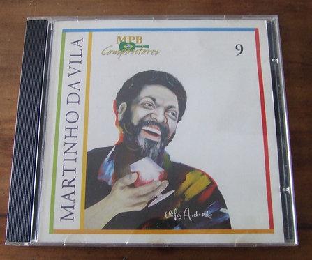 CD MPB Compositores 9 - Martinho da Vila