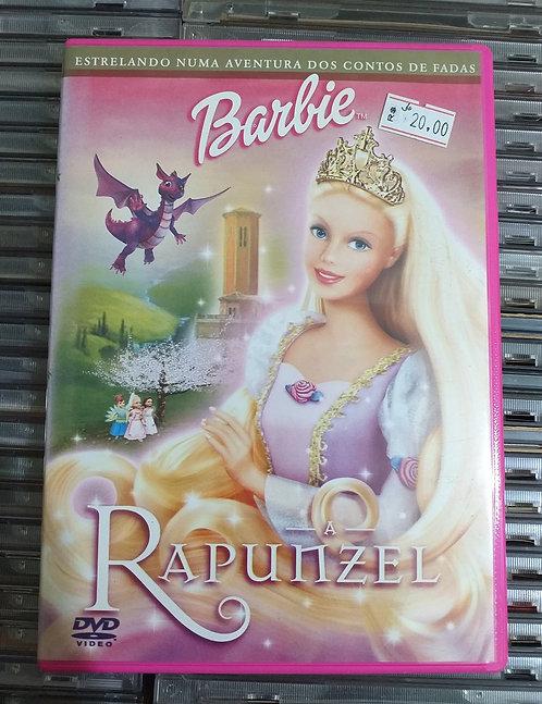 DVD Barbie Rapunzel