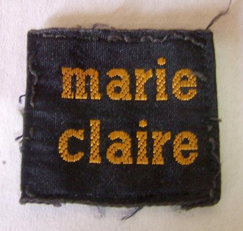Etiqueta Marie Claire