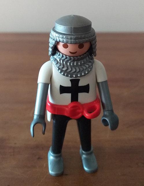 Boneco Playmobil Cavaleiro das Cruzadas