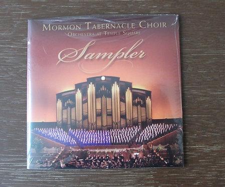 CD Sampler - Mormon Tabernacle Choir
