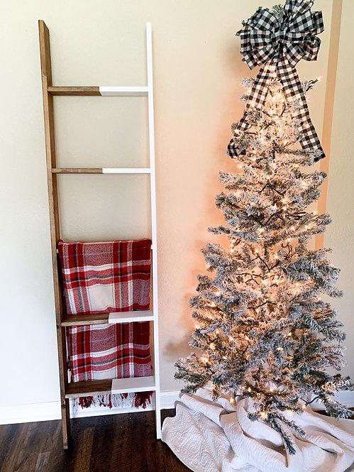 Two Halves Blanket Ladder