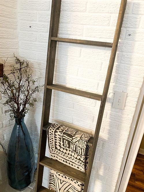 6 Foot Aged Barrel Ladder