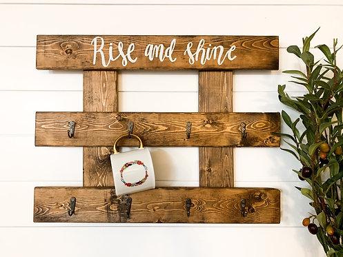 Rise & Shine Honey Mug Holder