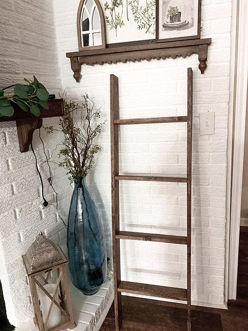 Blanket Ladder Custom Color/Stain
