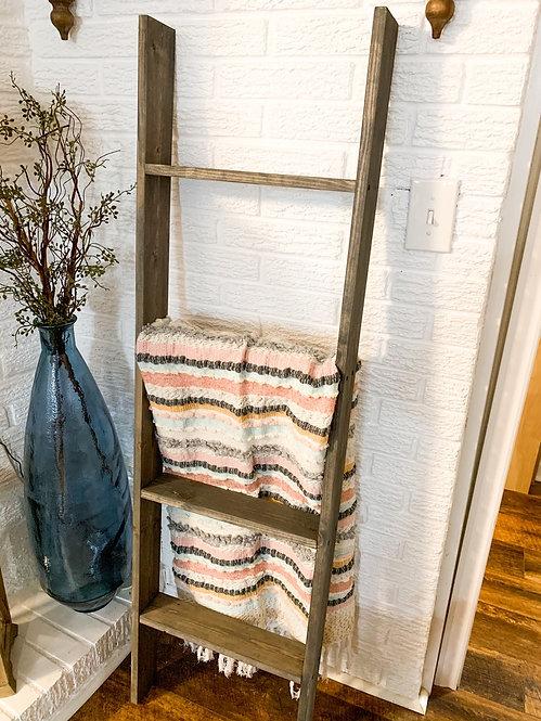 5 Foot Aged Barrel Ladder