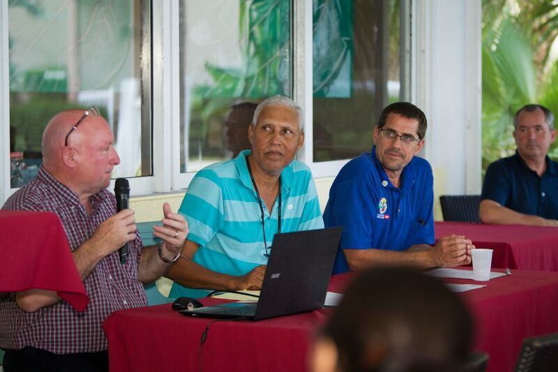 Cayman Food Bank Press Conference