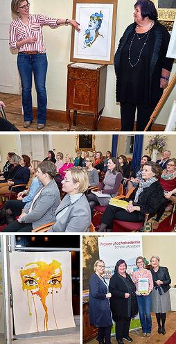 Marion Hoepflunger FFA Mentorin Abschlus