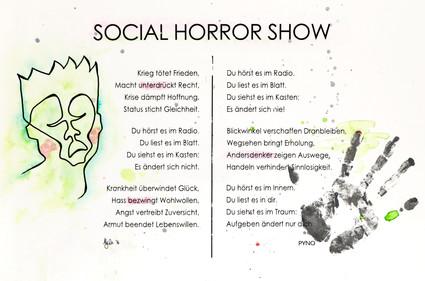 Social Horror Show