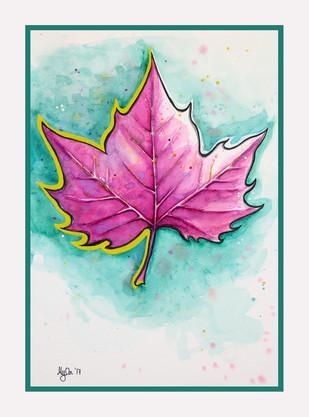 Plane Leaf