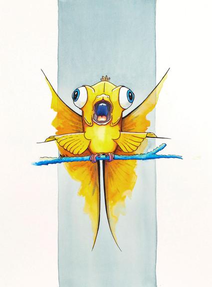 Mutantenfisch - Baby
