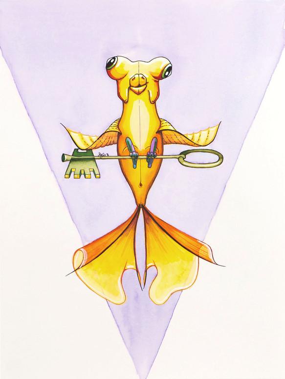 Mutantenfisch - Bewahrer