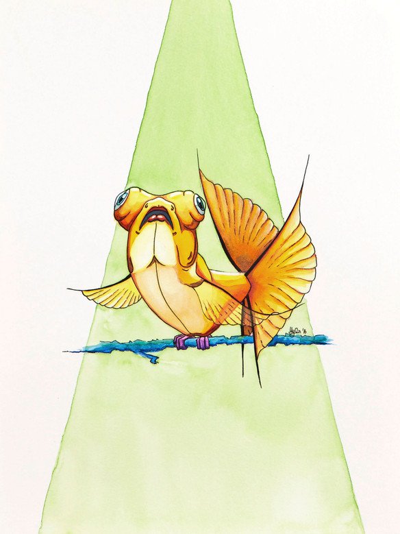 Mutantenfisch - Sänger