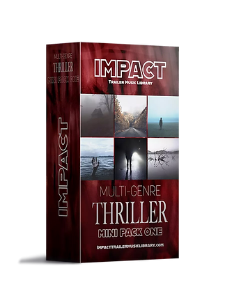4 KIT Multi-Genre Thriller - Mini Pack 1