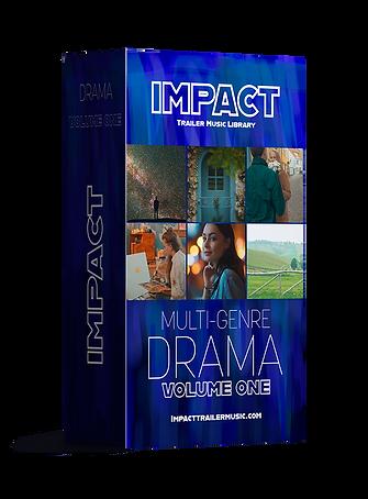 multigenre drama pack impact trailer mus