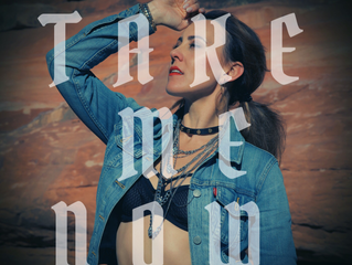 TAKE ME NOW - OUT EVERYWHERE
