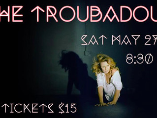 ENTER TO WIN 2 V.I.P TICKETS + BACKSTAGE PASSES TO SEE MELANIE LIVE AT THE TROUBADOUR MAY 27TH!