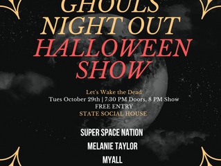 LOS ANGELES - HALLOWEEN SHOW