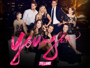 """""""Big mood"""" and """"boom"""" feat. in season 7 of younger"""
