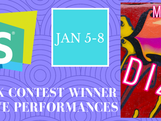 """Dizzy"" Winner of the CES 2017 Soundtrack Contest!"