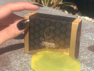 Melanie partners with Cocoon Facial Soap