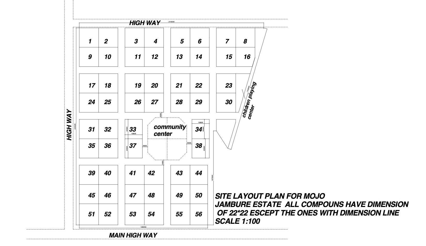 Mojo jambure estate site layout.jpg