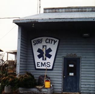 Surf City EMS Hurricane Fran 1996