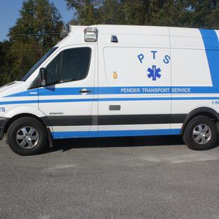 Pender Transport Unit 2010