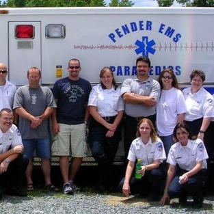 EMS Appreciation Day 5-23-2007