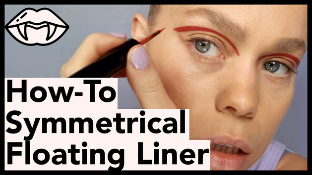 How-To Symmetrical Floating Liner.Cover.