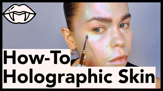 How-To HolographicSkin
