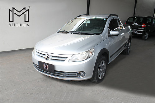 ***VENDIDO*** Saveiro CE Trend 1.6 Flex 2010 - 📞/📱 Whatsapp: 16 3627.0400