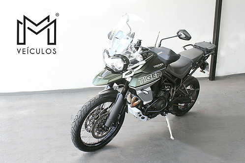 ***VENDIDO*** Tiger 800 xcx painel tft ano 2018 - 📞/📱 Whatsapp:16 3627.0400